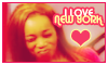 stamps : I LOVE NEW YORK by pinkx2