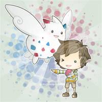 COM: Crossedstar by pinkx2