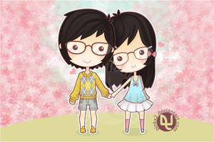 COM: Couple by pinkx2