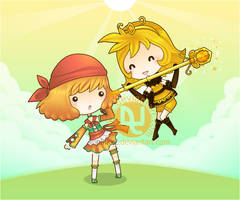 CP: Honey by pinkx2