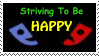 Striving To be Happy by Pyrox666xPheebs