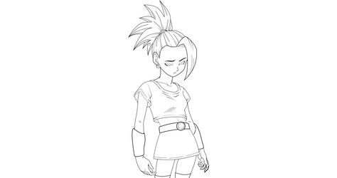 New Art Kale (Dragon Ball Super)