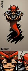 Demonic by Kloudhandz