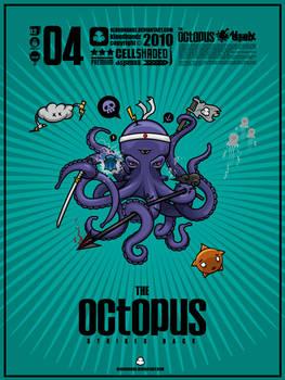 Vector Octopus