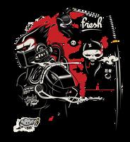 kldhndz ID - ninja3 by Kloudhandz