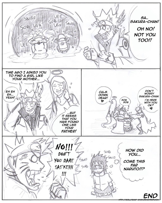 Naruto and kaguya love fanfiction