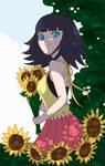 Sunflowers - Himawari