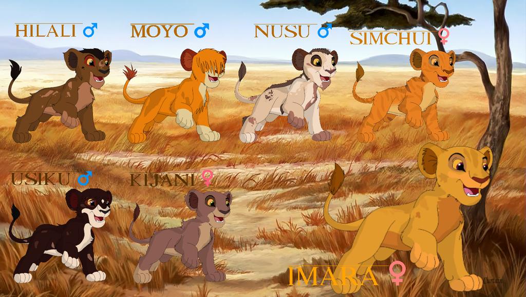 Lion King Cub Adopts #...