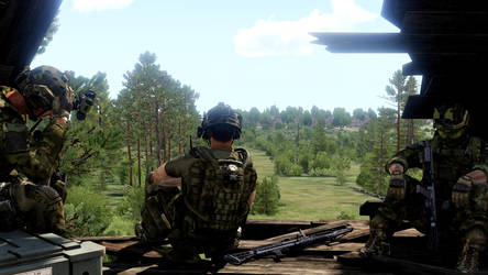[ARMA3] Lookout