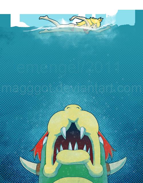 JAWSER by Magggot