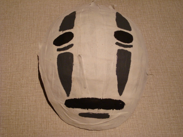 No-Face Mask by Sunnybrook1