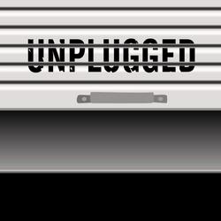 FB Profile Frame - Unplugged