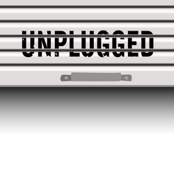 FB Profile Frame - Unplugged