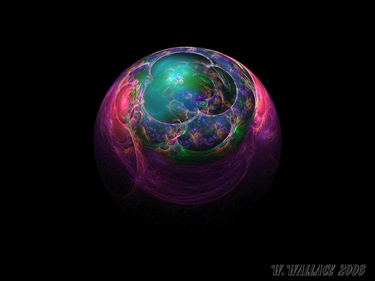 Planet Apophysia by Jellaboom
