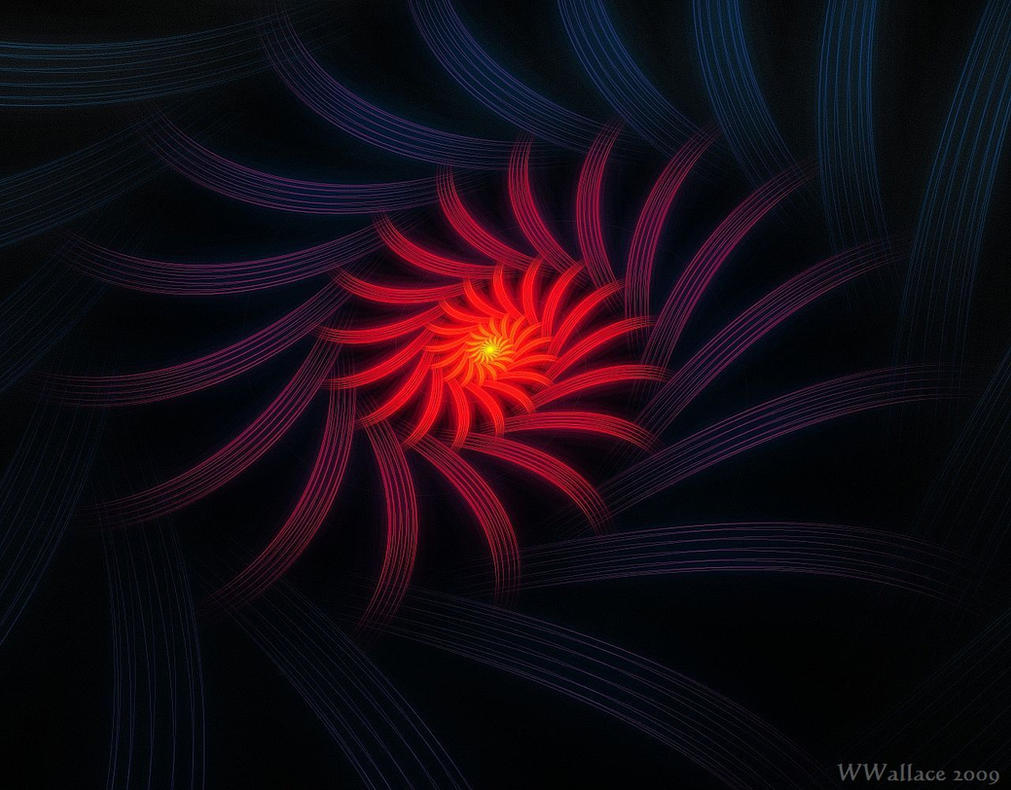 GOTHIC KABU SPIRAL by Jellaboom
