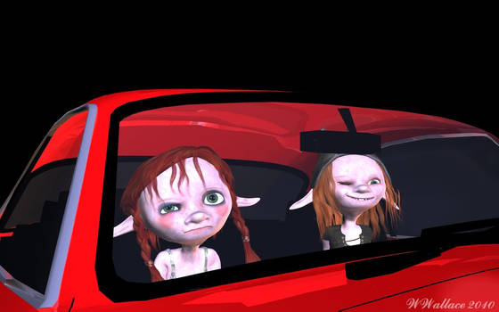 LIKE THE NEW CAR HONEY