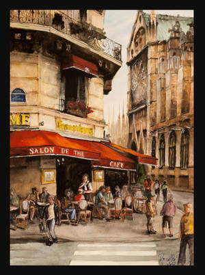 Salon de The by Rssfim