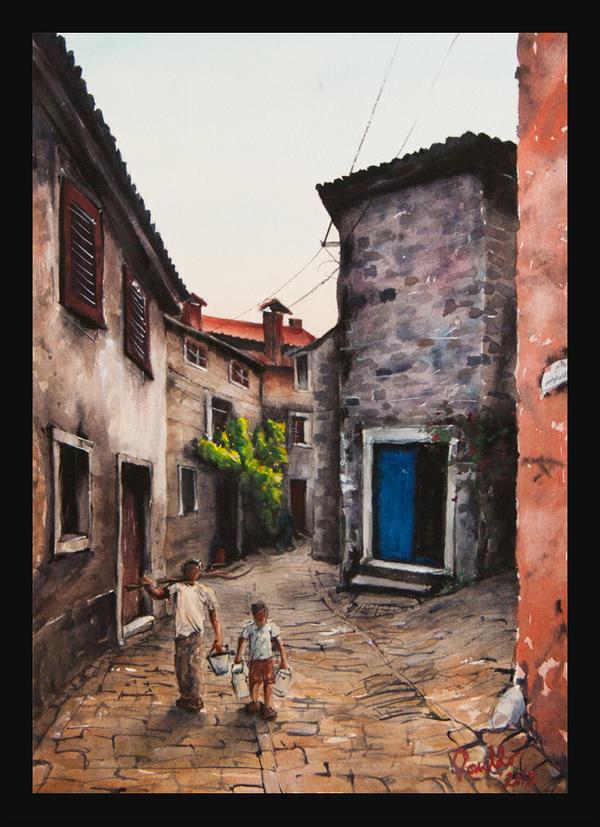 Neighborhood by Rssfim