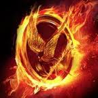 Hunger Games Symbol by 13Cupcake13
