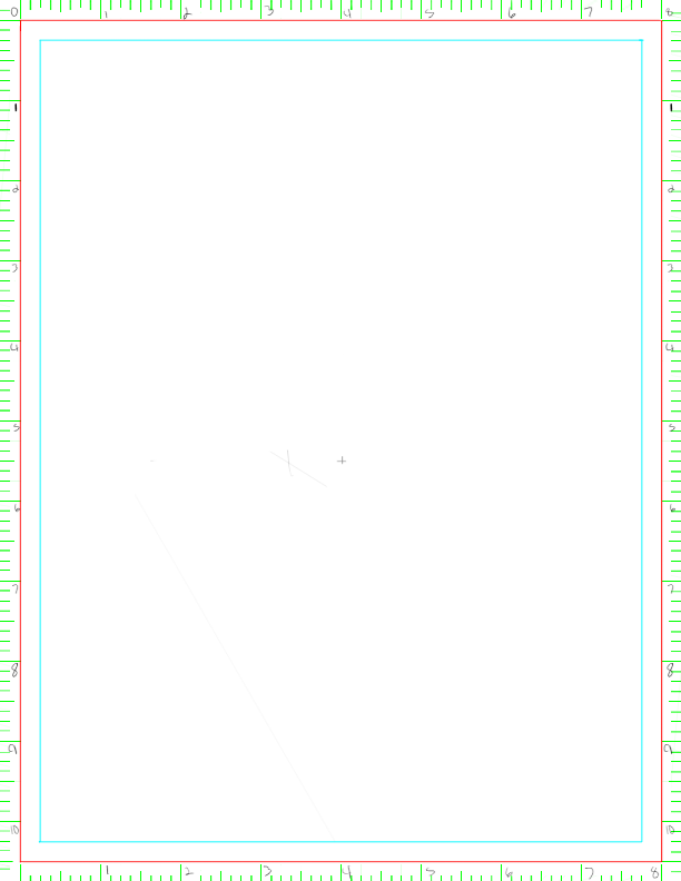 comic page template 8 5x11 in by krazyengima on deviantart