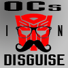 OCsinDisguise - Tumblr Icon by GreyScale9