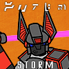 G1: Storm Icon by GreyScale9