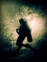 Deep sea diver by EmberGFX