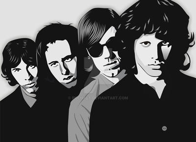 The Doors by Puchalt
