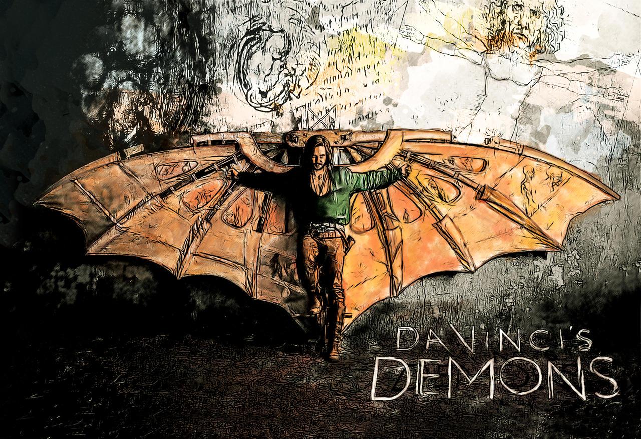 Da Vinci's Demons By CORALC On DeviantArt