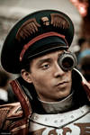 Lord Commissar Brenn - War Hammer 40k