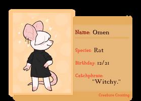 [CC] Omen by Chelluumi