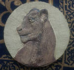 LionessPlaque