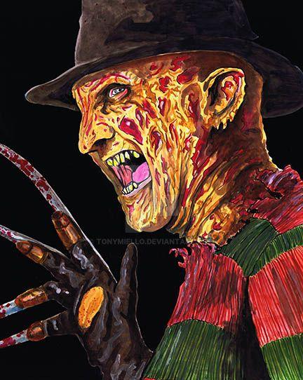 Freddy Krueger by TonyMiello