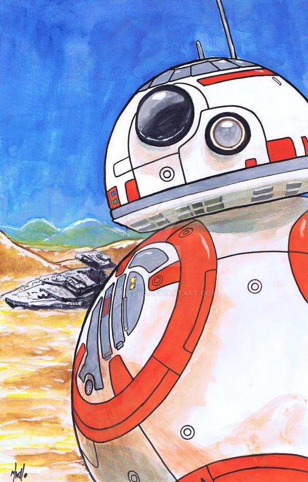 BB-8 by TonyMiello
