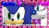 Sonic X Fang Fan stamp by LoveSonicFang