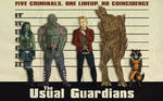 Marvel goes to hollywood: Guardians of the galaxy