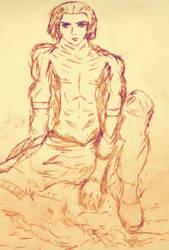 Young Hidan pre-Akatsuki
