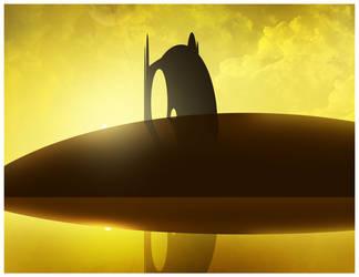 Reflections on Titan by omniskriba