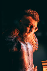 Skjar Rageheart - Skyrim themed Cosplay by Skjar