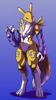A Fit Renamon [With Video]