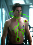 Robbie Amell Brainwashed by Slimes