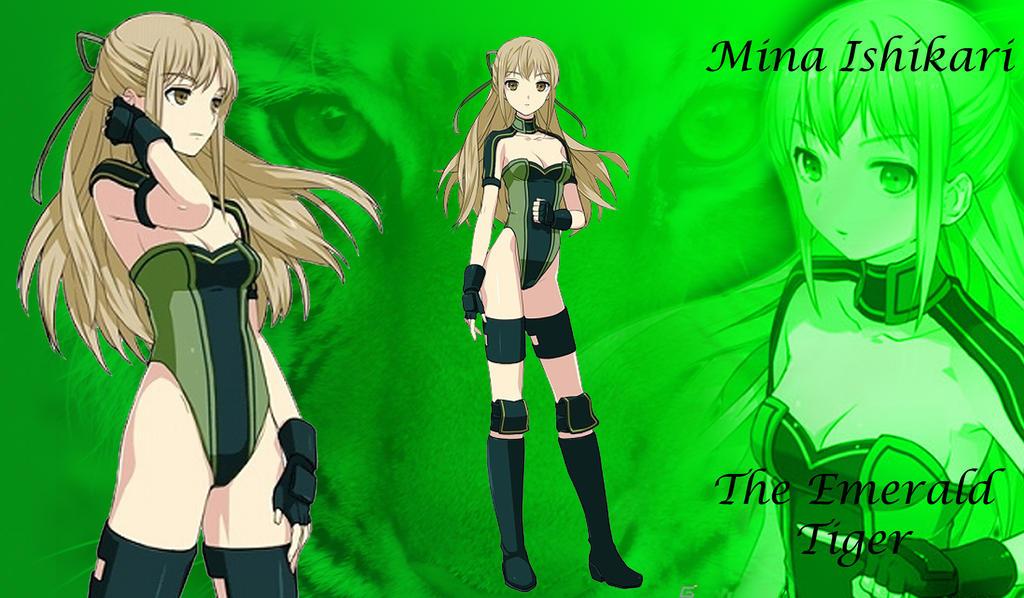 Mina Ishikari by TormentorAngelripper
