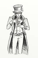 Mad Hatter by Wheehado