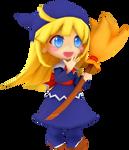 [Blender] Witch