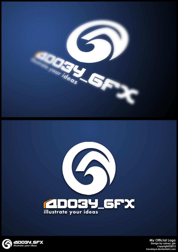 My New Logo by hoodaya