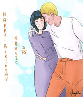 happy birthday naruto by shamylicious