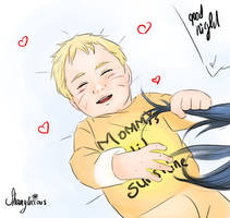 baby boruto by shamylicious