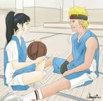 naruhina basketball au