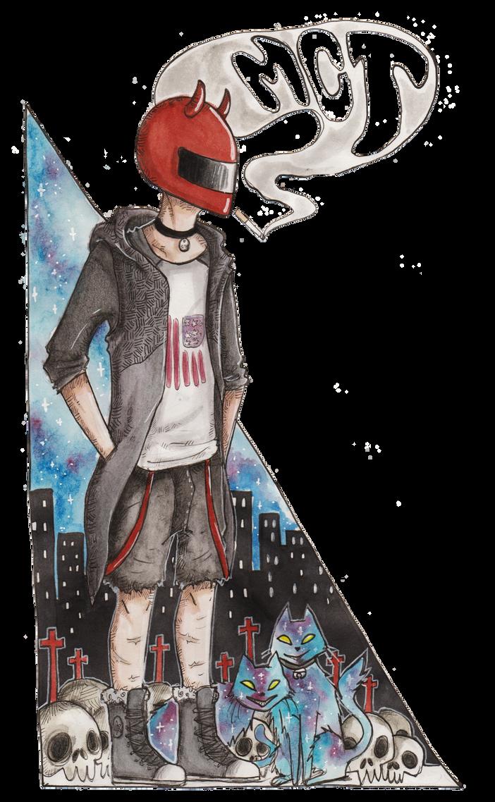 Mister tea by Chat-Mot