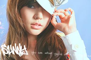 SNSD Sunny by Ninja94